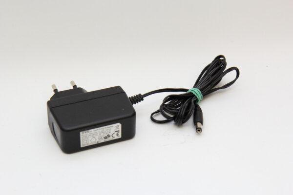 DVE 12 Watt Netzteil 12V 1,0A Stecker 5,5mm/1,9mm DSA-12R-12