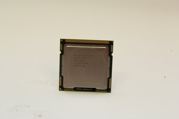 Intel® Core™ i5-750 2,66 GHz 8 MB Sockel 1156 SLBLC