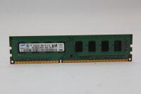 Samsung 2GB DDR3 1333MHz PC3-10600U-09-10-B0 PC Speicher...