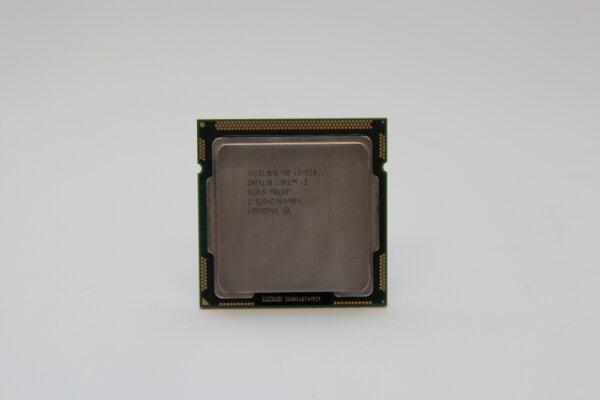 Intel® Core™ i3-530 2,93GHz 4MB Intel® GMA HD Graphics Sockel 1156 73Watt SLBLR