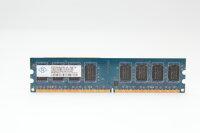 Nanya 2GB DDR2 800MHz PC2-6400S-666-13-E1.800 PC Speicher...