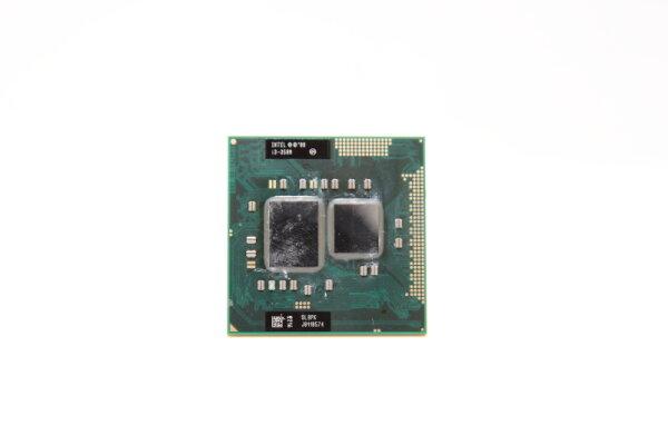 Mobile Intel® Core™ i3-350M 2,26GHz 3MB 2,5GT/s DMI SLBPK