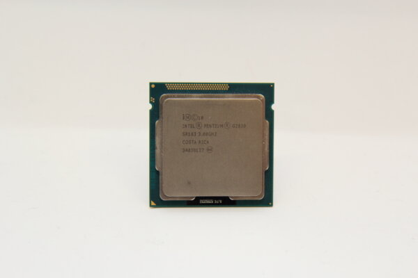 Intel® Pentium® G2030 3,0GHz 3MB Intel® HD Graphics Sockel 1155 55Watt SR163