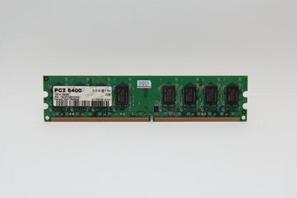 OCZ 2GB DDR2 800MHz PC2-6400 PC Speicher OCZ2V8002G