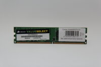 Corsair 2GB DDR2 800MHz PC2-6400 PC Speicher RAM VS2GB800D2