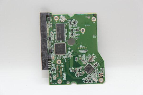 WesternDigital HDD PCB Festplattenelektronik 2060-771642-003 Main IC: 88i9045-TFJ2 Motor IC: L7251 3.1