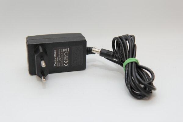 TechniSat 7,5 Watt Netzteil 5V 1,5A Stecker 5,5mm/1,9mm DC400