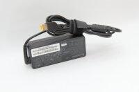 Lenovo Original 65 Watt Netzteil 20V 3,25A rechteckiger...