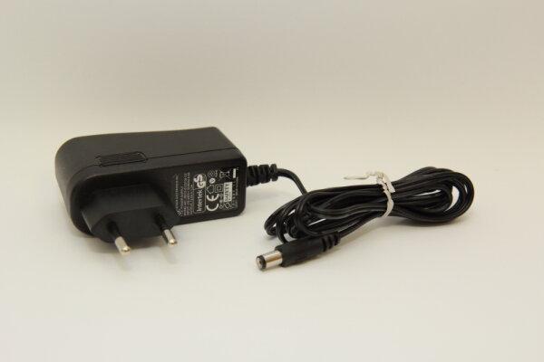 Leader Electronics 12 Watt Netzteil 12V 1,0A Stecker 5,5mm/1,9mm MU12-S120100-C5