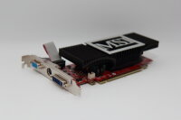 MSI NX8400GS-TD256EH PCI-E 256MB, VGA, DVI, S-Video, PCI-E