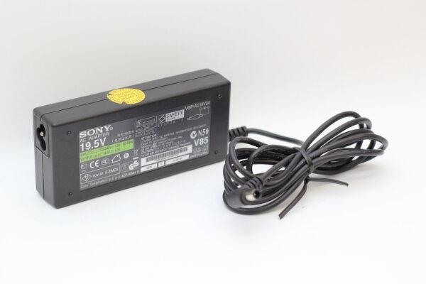 Sony Original 90 Watt Netzteil 19,5V 4,7A Stecker 6,0mm/4,4mm mit Innenstift VGP-AC19V24