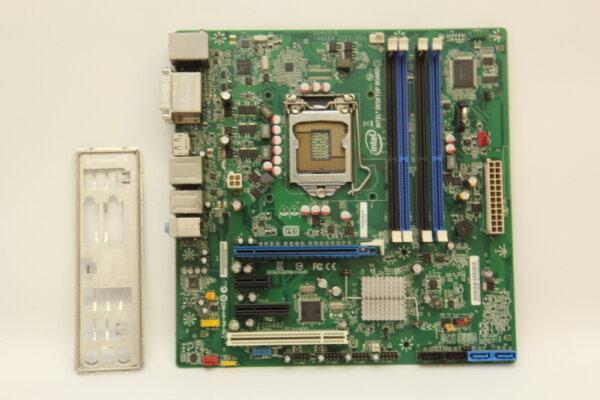 Intel® DQ67SW Mainboard Sockel 1155 Intel® Q67 Chipsatz PCIe DDR3 USB3 VGA SATA geprüft