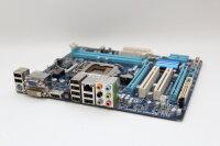 GigaByte GA-H55M-D2H mATX Mainboard Sockel 1156...