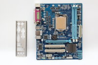 GigaByte GA-H61M-S2PV Mainboard Sockel 1155 Intel®...