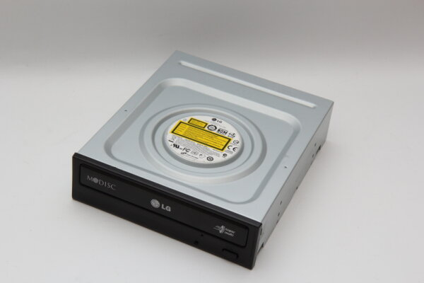 """LG GH24NS95 5,25"""" (intern) DVD±RW SATA PC Laufwerk schwarze Blende"""