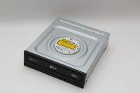 LG GH24NS95 DVD-RW Laufwerk S-ATA schwarze Blende