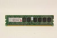 Transcend 4GB DDR3 1333MHz PC3-10600s PC Speicher RAM...