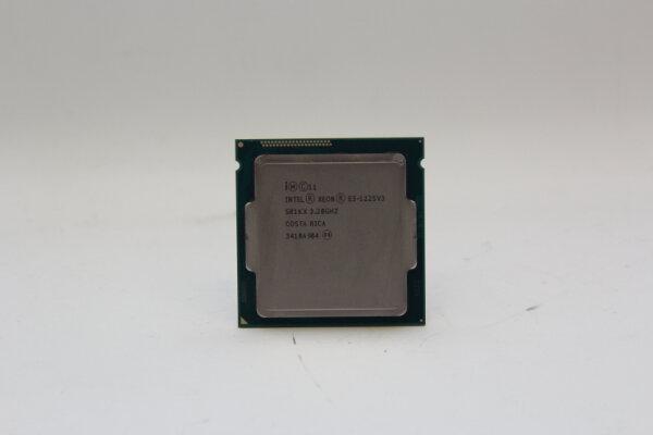 Intel® Xeon® E3-1225 v3 3,2GHz 8MB Intel® HD Graphics P4600 Sockel 1150 84Watt SR1KX SR14U