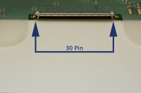"AUOptronics 43,4cm (17,1"") LCD Display matt 30 Pin..."