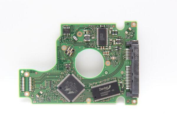 Hitachi HDD PCB Festplattenelektronik 0J43767 Main IC: 88i9205-TLA2 Motor IC: -