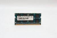 Elpida 2GB DDR3 1333MHz PC3-10600S-9 Notebook Speicher...