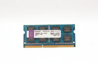 Kingston 4GB DDR3 1333MHz PC3-10600S-9-10-F2 Notebook...