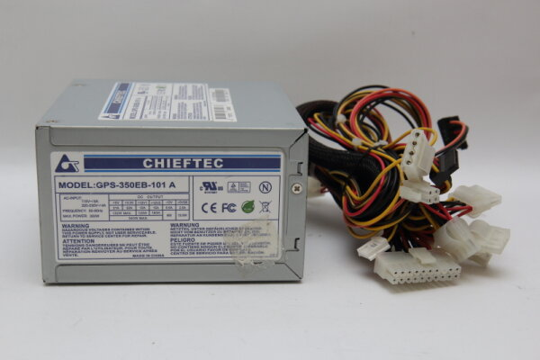 Chieftec 340 Watt ATX Netzteil GPS-350EB-101 A