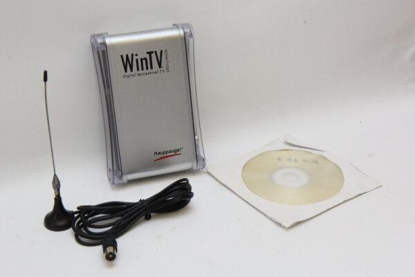 Hauppauge WinTV Nova T USB2 93004 LF Rev C1A2 USB TV Tuner