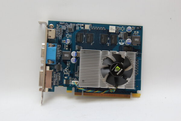 Nvidia GeForce GT120 PCI-E 1GB DDR2 Grafikkarte 288-70N46-203FS