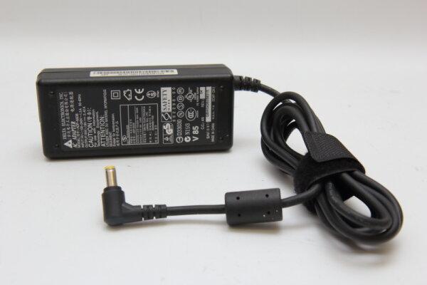 Delta Electronics Inc. 65 Watt Netzteil 19V 3,42A Stecker 5,5mm/1,7mm ADP-65DB