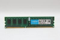 Crucial 4GB DDR3 1600MHz PC3-12800 1,35 Volt PC Speicher...