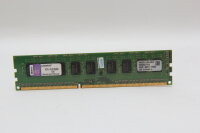 Kingston 2GB DDR3 1333MHz PC3-10600 PC Speicher RAM...