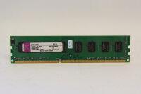 Kingston 2GB DDR3 1333MHz PC3-10600 PC Speicher RAM...