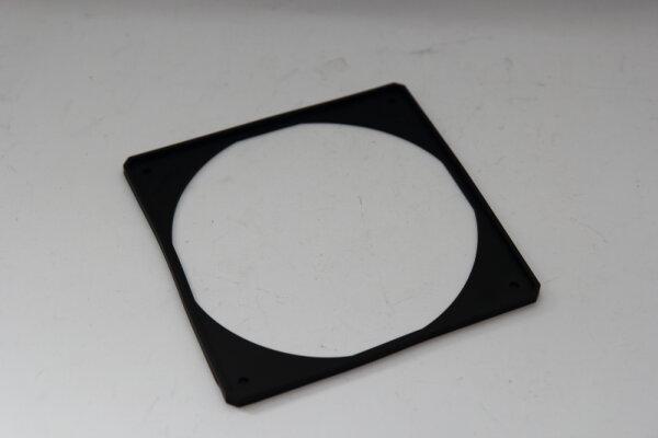 TFC Xvibe Noise Absorber Pad 140 - Schwarz 140mm