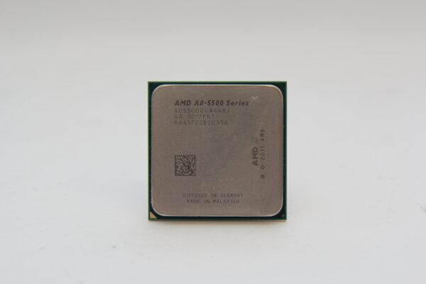 AMD A8-5500 3,2GHz - 3,7GHz 2x2MB HD7560D Sockel FM2 65Watt AD5500OKA44HJ AD5500OKHJBOX