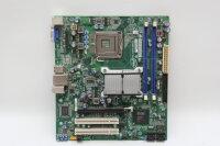 Intel® DG41RQ mATX Mainboard Sockel 775 Intel® G41 Chipsatz PCIe DDR2 USB2 VGA SATA ohne Blende geprüft