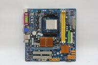 GigaByte GA-MA74GM-S2H mATX Mainboard Sockel AM2 AMD®...