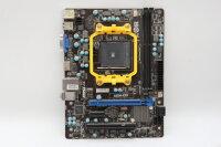 MSI A55M-E33 mATX Mainboard Sockel FM2+ AMD® A55...