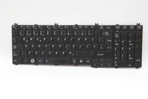 Toshiba Satellite L660, L670D-15G Tastatur DE K000097770