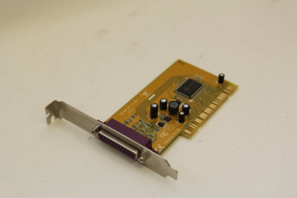 Hamiltone Ltd. 1x Parallel PCI Karte 4008A3V