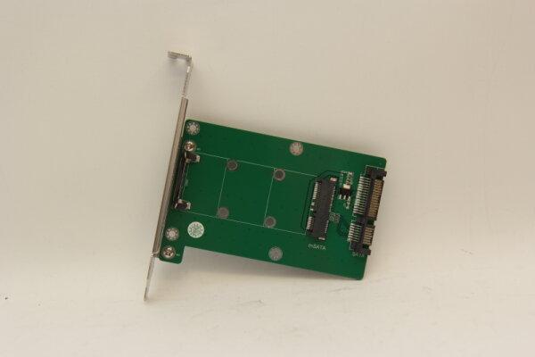 ICY BOX IB-CVB515 Schnittstellenadapter mSATA zu SATA