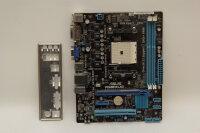 Asus F2A55-M LK2 mATX Mainboard Sockel FM2 AMD® A55...