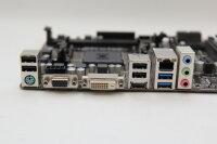 GigaByte GA-F2A88XM-HD3 Mainboard Sockel FM2+/FM2 AMD® A88X Chipsatz PCIe DDR3 USB3 VGA SATA geprüft