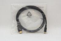 HDMI zu mini HDMI Kabel 1,5m High SpeedSchwarz